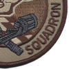 190th Fighter Squadron Desert Patch | Lower Right Quadrant