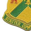 190th Field Artillery Battalion patch | Lower Left Quadrant