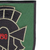 190th Assault Helicopter Company Patch | Upper Right Quadrant
