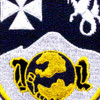 23rd Infantry Regiment Patch Vietnam | Center Detail