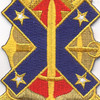23rd Infantry Division Patch | Center Detail