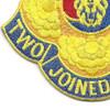 23rd Chemical Battalion Patch | Lower Left Quadrant