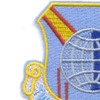23rd Air Force Shoulder Patch | Upper Left Quadrant