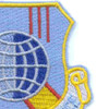 23rd Air Force Shoulder Patch | Upper Right Quadrant