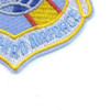23rd Air Force Shoulder Patch | Lower Right Quadrant