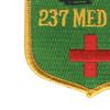 237th Medical Detachment Patch - DMZ Dust Off | Lower Left Quadrant