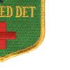 237th Medical Detachment Patch - DMZ Dust Off | Lower Right Quadrant