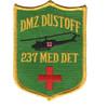 237th Medical Detachment Patch - DMZ Dust Off