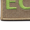 22nd Training Squadron ECB Green Patch Hook And Loop | Lower Left Quadrant