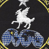 22nd Space Operations Squadron Patch Hook And Loop | Center Detail