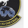 22nd Space Operations Squadron Patch Hook And Loop | Lower Right Quadrant