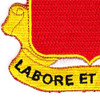 22nd Field Artillery Regiment Patch | Lower Left Quadrant