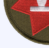 7th Corps Patch   Lower Left Quadrant