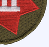7th Corps Patch   Lower Right Quadrant
