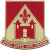 229th Field Artillery Regiment Patch DUI