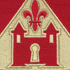 229th Field Artillery Regiment Patch DUI | Center Detail