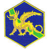 22nd Chemical Battalion Patch