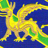 22nd Chemical Battalion Patch   Center Detail