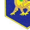 22nd Chemical Battalion Patch | Lower Left Quadrant