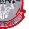 22nd Airlift Squadron Hells Crew Chief Patch | Lower Right Quadrant