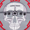 22nd Airlift Squadron Hells Crew Chief Patch | Center Detail