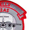 22nd Airlift Squadron Hells Crew Chief Patch | Upper Right Quadrant