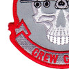 22nd Airlift Squadron Hells Crew Chief Patch | Lower Left Quadrant