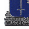 229th Aviation Regiment Patch | Lower Left Quadrant