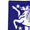 228th Aviation Regiment Patch | Upper Left Quadrant