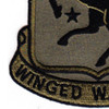 228th Aviation Regiment Patch - OD | Lower Left Quadrant