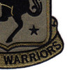 228th Aviation Regiment Patch - OD | Lower Right Quadrant