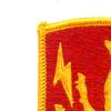 227th Field Artillery Brigade Patch | Upper Left Quadrant