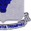 224th Infantry Regiment Patch | Lower Right Quadrant
