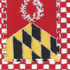 224th Army Field Artillery Battalion Patch | Center Detail