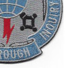 223Nd Military Intelligence Battalion Patch | Lower Right Quadrant