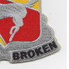 221st Cavalry Regiment Patch | Lower Right Quadrant