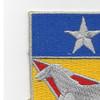 221st Cavalry Regiment Patch | Upper Left Quadrant