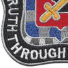 221st Military Intelligence Battalion Patch | Lower Left Quadrant