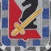 221st Military Intelligence Battalion Patch | Center Detail