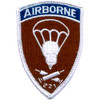 221st Airborne Medical Battalion Patch