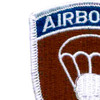 221st Airborne Medical Battalion Patch | Upper Left Quadrant