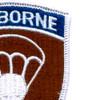 221st Airborne Medical Battalion Patch | Upper Right Quadrant