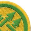 220th Military Police Brigade Patch | Upper Right Quadrant