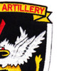 2/20 Ara 1st Cavalry Division Aerial Rocket Artillery Patch | Upper Right Quadrant