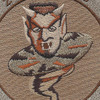 21st SOS Special Operations Squadron Desert Patch | Center Detail
