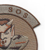 21st SOS Special Operations Squadron Desert Patch | Upper Right Quadrant