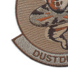 21st SOS Special Operations Squadron Desert Patch | Lower Left Quadrant