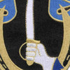 7th Cavalry Regiment Patch   Center Detail
