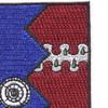 21st Quartermaster Regiment Patch | Upper Right Quadrant