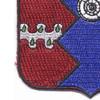 21st Quartermaster Regiment Patch | Lower Left Quadrant
